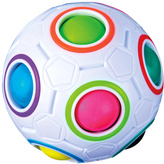 Toysmith Color Shift Puzzle Ball
