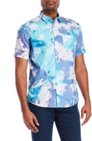 Steven Alan Printed Short Sleeve Shirt