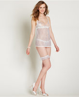 Hanky Panky Dauphine Babydoll and G-String 9W6051