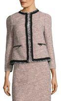 LK Bennett Gee Tweed Jacket