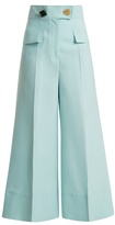 Roksanda Hasani high-rise wide-leg trousers