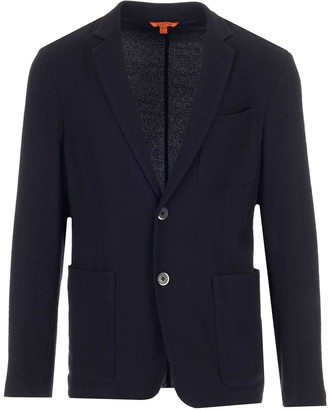 Barena Single Breasted Tailored Blazer