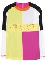 Versace Logo contrast top