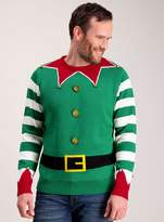 Tu Christmas Elf Jumper