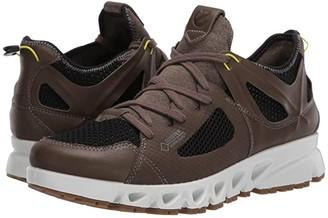 ECCO Sport Multi-Vent Air GORE-TEX(r) (Tarmac/Black/Sulphur) Men's Shoes