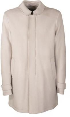Herno Medium Length Wool Coat