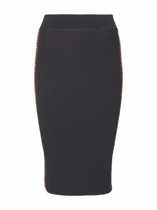 Tom Tailor Casual Women's Strickrock Midi Skirt