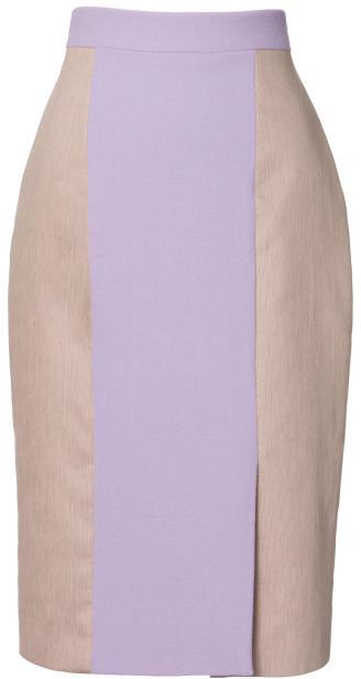 Roksanda Ilincic Preorder Sand Norwood Skirt