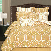 JCPenney Grid Iron 8-pc. Reversible Comforter Set