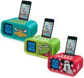 iHome® Disney Loves Dual Alarm Clock Speaker System