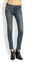 Rag and Bone The Skinny Jeans/Augusta