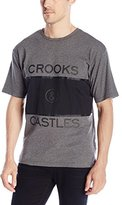 Crooks & Castles Men's Iron T-Shirt