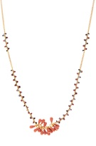 Isabel Marant Perky beaded necklace