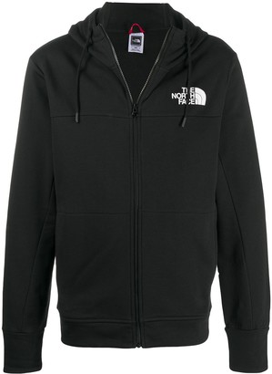 The North Face Zip Front Cotton Hoodie