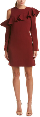 Jill Stuart Wool Shift Dress