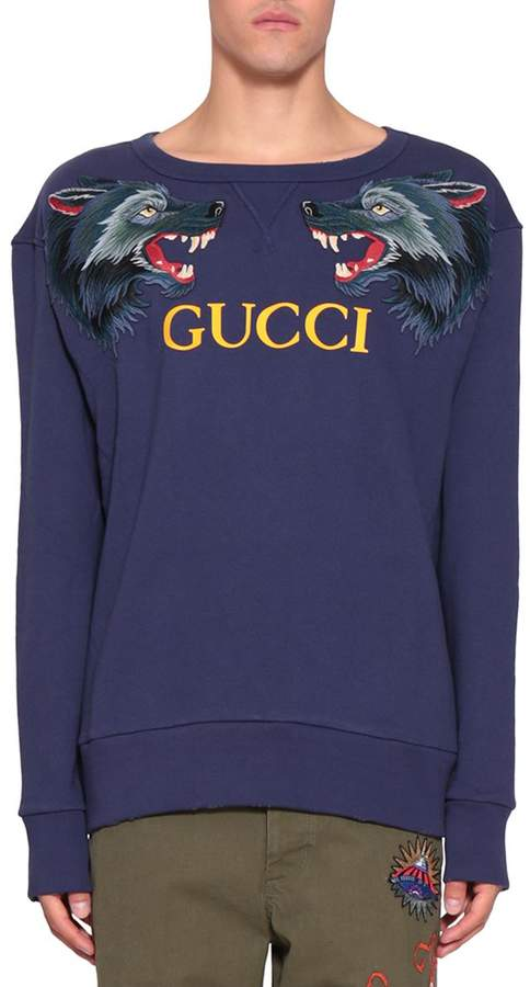 Gucci Cotton Sweatshirt