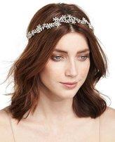Jennifer Behr Aster Floral Swarovski® Crystal Circlet Headband