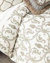 Isabella Collection Queen Olivia Duvet Cover