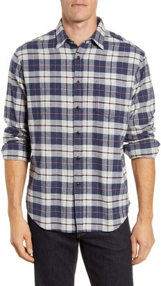 Rails Regular Fit Forrest Plaid Button-Up Flannel Shirt