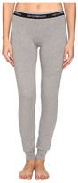 Emporio Armani Visibility Stretch Pants with Cuffs Women's Underwear