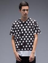 Marni Polka Dot Print S/S T-Shirt