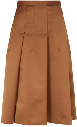 N°21 Pleated Skirt