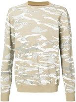 MHI camouflage top - men - Cotton - S