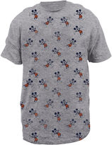 JCPenney Novelty T-Shirts Mickey Mouse All Over Tee