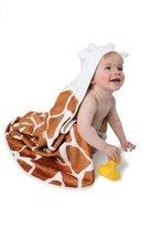 Cuddledry Cuddlesafari Toddler Towel by