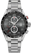 Tag Heuer Carrera Stainless Steel Chronograph Watch