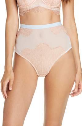 Dora Larsen Amie High Waist Panties