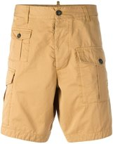 DSQUARED2 cargo shorts - men - Cotton - 48