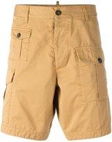DSQUARED2 cargo shorts - men - Cotton - 54