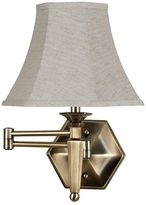 Kenroy Home Mackinley Swing-Arm Wall Sconce