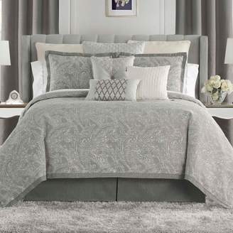 Waterford Aidan Reversible Comforter Set, California King