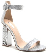 Qupid Lumi One Band Ankle Strap Sandal