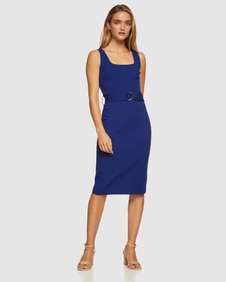 Oxford Kendall Ponti Dress