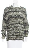 Derek Lam 10 Crosby Long Sleeve Wool Sweater