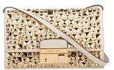 Michael Kors Studded Gia Clutch