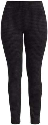 Theory Houndstooth Leggings