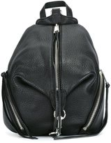 Rebecca Minkoff zipped backpack - women - Calf Leather - One Size
