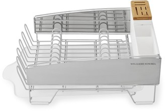 Williams-Sonoma Williams Sonoma Compact Dish Rack, White