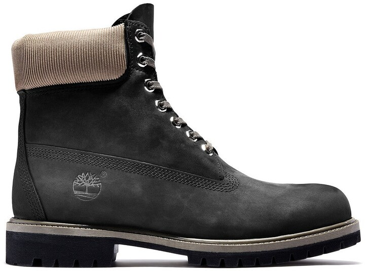 """Thumbnail for your product : Timberland 6"""" Premium Ankle Boots in Leather"""