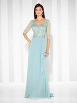 Cameron Blake - 117612 A-Line Gown