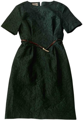 Baum und Pferdgarten Green Viscose Dresses