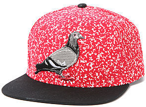 Staple The Composition Snapback Hat