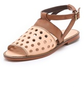 Rachel Comey Anchor Perforated Sandals