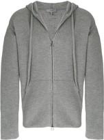 Lanvin hooded zip jacket