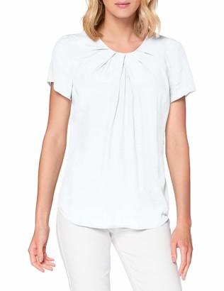 Seidensticker Women's Shirtbluse Kurzarm Uni Blouse