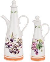 Portmeirion Alfresco Pomona 2-pc. Oil & Vinegar Set